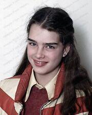 8x10 Print Brooke Shields Early Young Cute #BRO