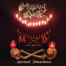 MORTUARY DRAPE - Spiritual Independence  Digi-CD