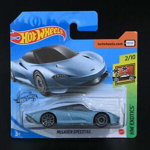Hot Wheels - McLaren Speedtail - Short Card - Brand New