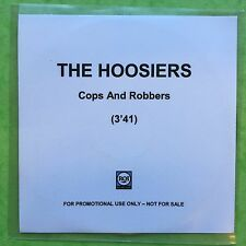 The Hoosiers - Cops And Robbers - Poly Sleeve - Promo CD (CBX342)