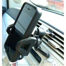 Supports de GPS noirs Apple iPhone 4 pour téléphone mobile et PDA