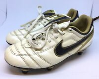 Nike Tempo Uk Size 3 Football Boots Shoes Soccer