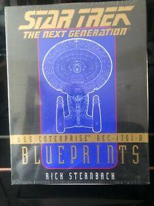 Star Trek:TNG USS Enterprise NCC 1701D Blueprints
