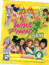 FIGURINE=BUSTINA SIGILLATA=Winx Power Show=Preziosi Collection