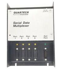 QUARTECH SERIAL DATA MULTIPLEXER 120VAC, 50/60HZ, 8517