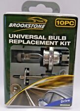 Brookstone 10 Piece Universal Bulb Replacement Kit