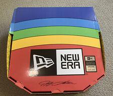 New Era Rare NASCAR The Jeff Gordon Champion Collection Snapback Hat Cap Box Set