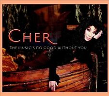 Music's No Good Without You, Pt. 1 [Single] by Cher (CD, Nov-2001, Wea)