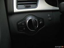AUDI A4 8K A5 8T Cabrio 8F Aluring Alu Lichtschalter QUATTRO S-LINE RS4 S5