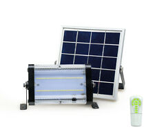 Solar Flood Light 10W w/ Separate Solar Panel