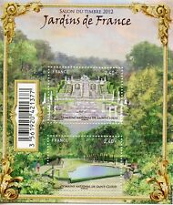 TIMBRE FRANCE NEUF BLOC  FEUILLET N° F4663 ** JARDIN DE FRANCE SAINT CLOUD