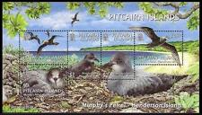 Mint Never Hinged/MNH Pitcairn Islander Birds Stamps