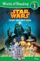Star Wars: Escape from Darth Vader (World of Reading: Star Wars, Level 1), Sigla
