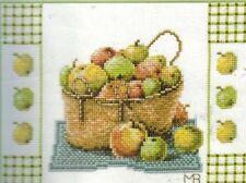 Lanarte- Vintage  X-kit  Marjolein Bastin Apple Basket