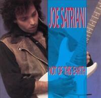 SATRIANI, JOE - NOT OF THIS EARTH NEW VINYL RECORD