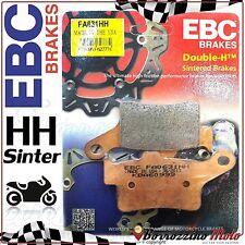 PASTIGLIE FRENO POSTERIORE EBC SINTER FA631HH CAN-AM SPYDER RS 1000 2013 2014