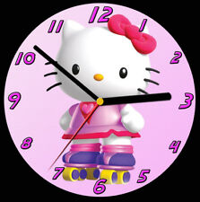 Hello Kitty Reloj De Cd, Soporte personalizable gratis