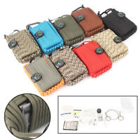 29 in 1 Outdoor Survival Tools First Aid Tools Camping Rescue Gear Emergency Kit