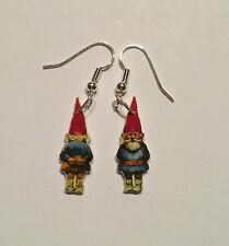 Gnome Earrings Mix Match Charms