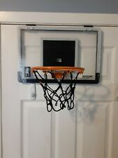 Basketball Door Hoop with 24 second clock