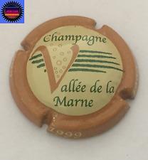 Capsule de Champagne VALLEE de la MARNE Millésime 1999 n°24 !!!!!!