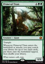 MTG PRIMEVAL TITAN - TITANO PRIMITIVO - IMA - MAGIC