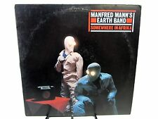 LP Record  MANFRED MANN's EARTH BAND Somewhere In Afrika AL8-8194 1983