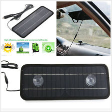 32*12cm Multifunction Car Vehicle Solar Panel Battery Maintainer Charger 12-5V