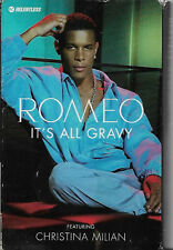 Romeo It's All Gravy CASSETTE SINGLE Hip Hop RnB/Swing, Pop-Rap