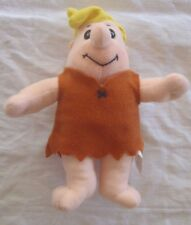 The Flintstones BARNEY RUBBLE Plush 19 cm Play By Play 1993