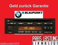 Radio code Blaupunkt BMW BAVARIA bussines reverse une aide rapide/Lun-Dim