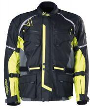 Modeka Tourex Motorradjacke Gr. L schwarz/gelb
