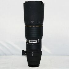 *MINT CLASS*Sigma AF 100-300mm f/4 EX APO  Lens For SONY/MINOLTA+UV FIlter