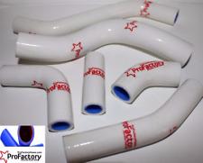 Klx450 Klx450r Klx 450 Radiator Silicone Hose Kit Pro Factory White Hoses New