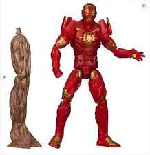 Iron Man-Guardians of the Galaxy Marvel Legends Infinite-w/BAF Groot Leg Hasbro