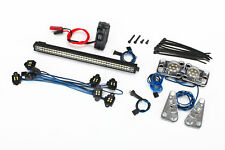 Traxxas LED Lightbar Kit (rigid)/power Supply Trx-4 8030