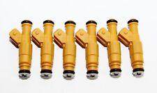 Fuel Injectors fit 89-98 Jeep Cherokee /93-98 Grand Cherokee 4.0L I6 6 Pieces