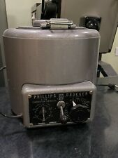 Phillips Drucker L 708 Combination Centrifuge With Swing Bucket Rotor