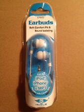 Earbuds/ earphones for iPod, iPhone, MP3 (Blue color)