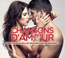 VARIOUS ARTISTS - CHANSONS D'AMOUR [WAGRAM] NEW CD