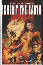 Broadway Inherit the Earth S&N Ltd to 250 Hardcover HC Fatale Rare Jim Shooter
