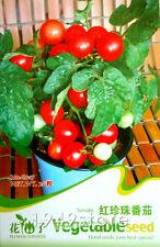 1 Bag 20 seed  Red Tomato Vegetable Food seeds C017