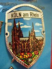 Koln am Rhein Cologne new German stocknagel medallion G9969