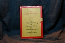 The Little Red Book 1960 14th Prntg, Orig DJ 12 Steps Alcoholics Anonymous AA