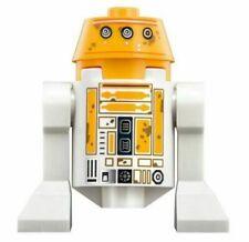 NEW LEGO STAR WARS R5-A2 MINIFIG  figure astromech droid 75220 yellow r2-d2