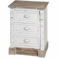 England Bedside Tables & Cabinets with 3 Drawers