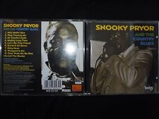 CD SNOOKY PRYOR AND THE COUNTRY BLUES /