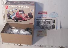 AMT DOMINO'S PIZZA THE HOT ONE INDY CART RACE CAR MODEL KIT BOXED 1/25th