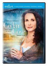 Debbie Macomber's Cedar Cove First Season 1 One Series DVD Hallmark TV Show Lot