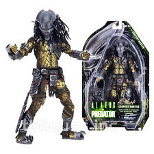 "8"" SERPENT HUNTER PREDATOR action figure AVP VS ALIEN head NECA elite SERIES 17"